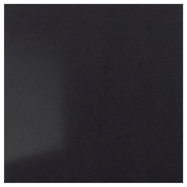 RÅHULT custom made wall panel black stone effect/quartz 10 cm 300 cm 10 cm 120 cm 1.2 cm 1.00 m²