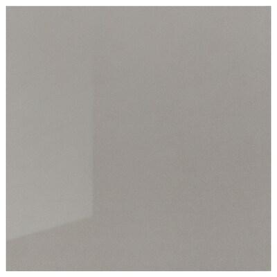 RÅHULT Custom made wall panel, grey stone effect/quartz, 1 m²x1.2 cm