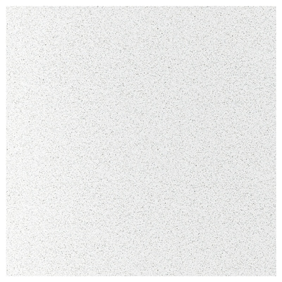 RÅHULT Custom made wall panel, white with mineral/glitter effect/quartz, 1 m²x1.2 cm