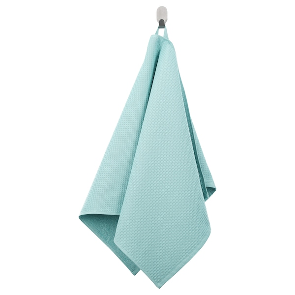 SALVIKEN hand towel light blue 500 g/m² 100 cm 50 cm 0.50 m² 500 g/m²