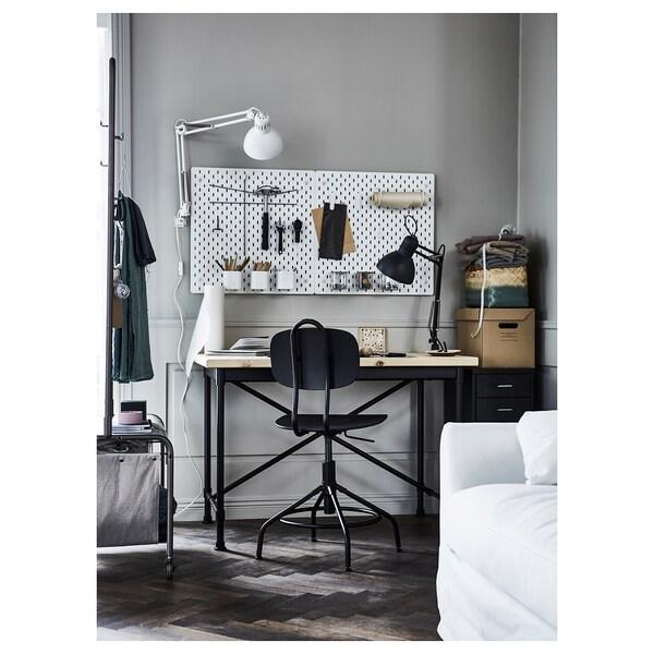 SKÅDIS Elastic cord, grey