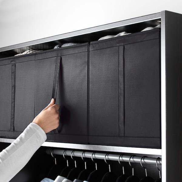SKUBB Box, black, 31x55x33 cm