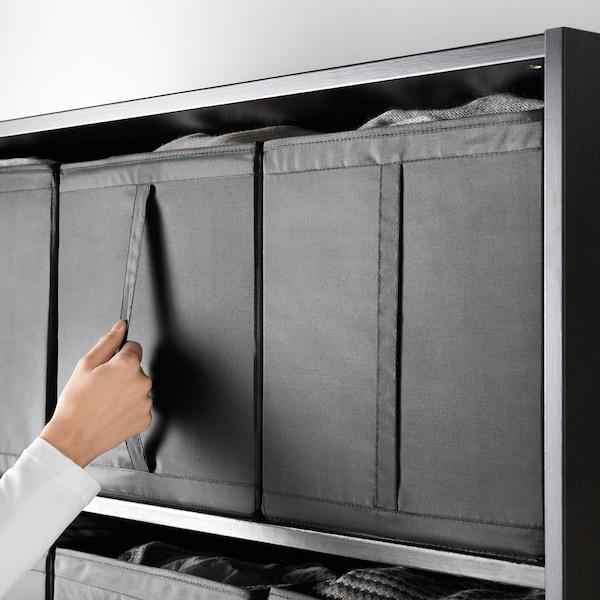 SKUBB Box, black, 31x34x33 cm