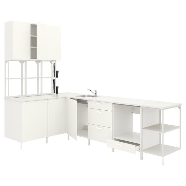 SKYDRAG / TRÅDFRI Lighting kit, white