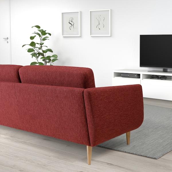 SMEDSTORP 3-seat sofa