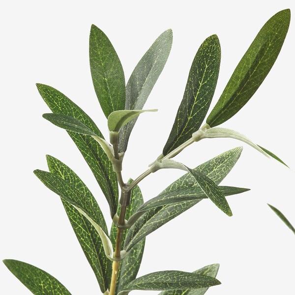 SMYCKA artificial spray in/outdoor Olive tree 75 cm