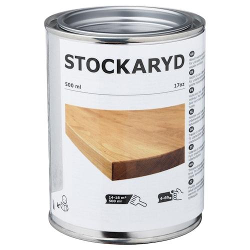 IKEA STOCKARYD Wood treatment oil, indoor use
