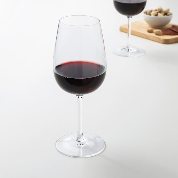 STORSINT wine glass clear glass 21.5 cm 49 cl 6 pack