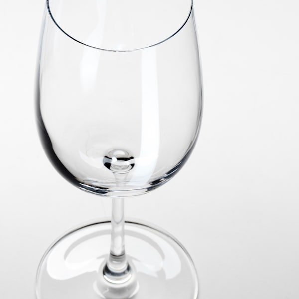 STORSINT white wine glass clear glass 20 cm 32 cl 6 pack
