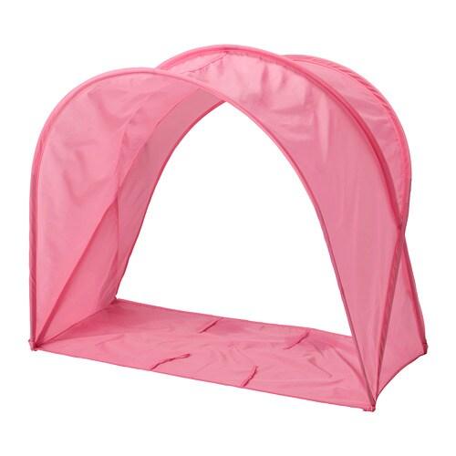 Ikea Ciel De Lit.Sufflett Bed Tent Pink