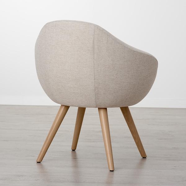 SUNDMO Armchair, beige