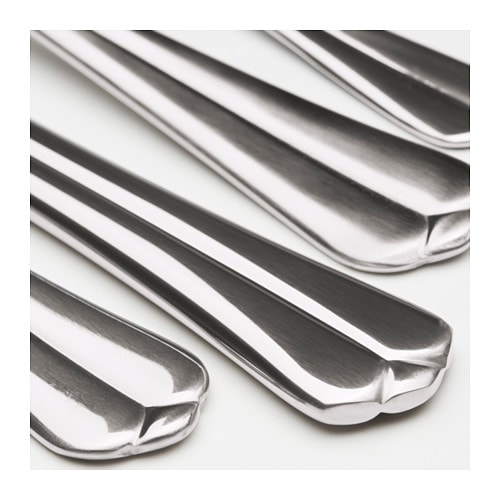 SVIT 24-piece cutlery set IKEA