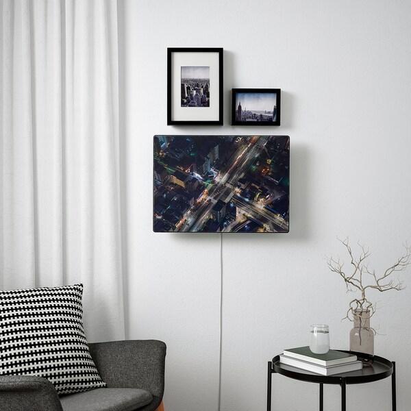 SYMFONISK Panel for picture frame speaker, interweave