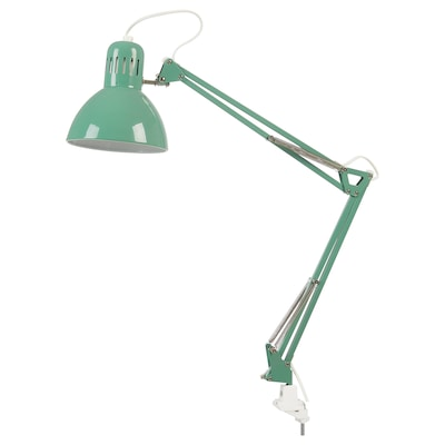 TERTIAL Work lamp, light green