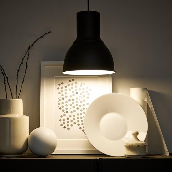 TRÅDFRI LED bulb E27 600 lumen wireless dimmable colour and white spectrum/globe opal white 600 lm 2700 K 8.6 W