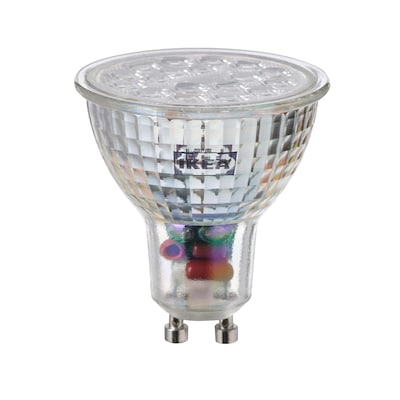 TRÅDFRI LED bulb GU10 345 lumen, wireless dimmable white spectrum