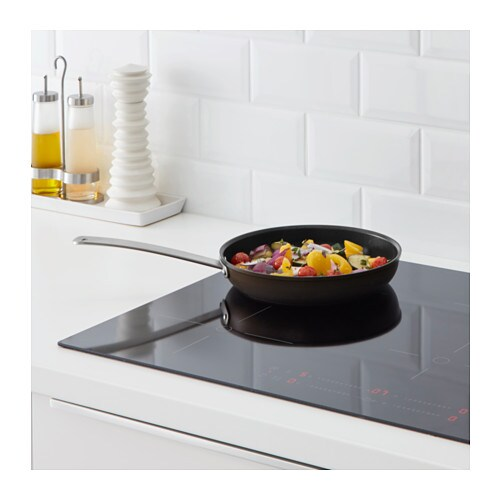 TROVÄRDIG Frying pan IKEA 5 year guarantee.   Read about the terms in the guarantee brochure.