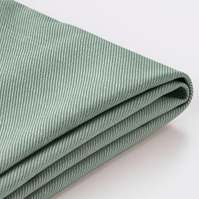 TULLSTA armchair cover Nordvalla light green