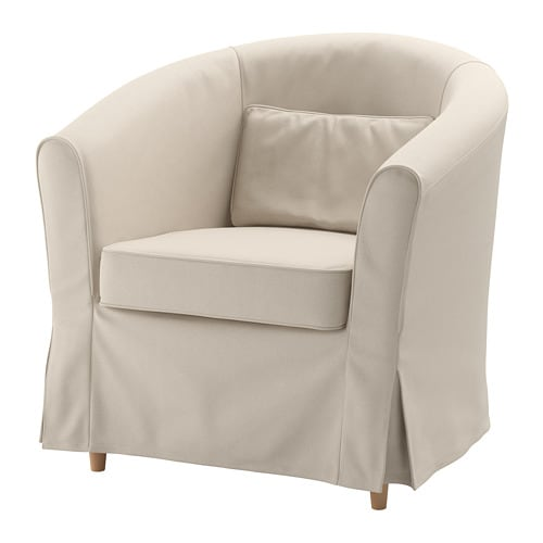 Poltrone Ikea 2019.Tullsta Armchair Lofallet Beige