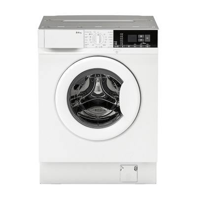TVÄTTAD Integrated washing machine/dryer, white