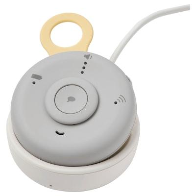 UNDVIKA Baby monitor, white/grey