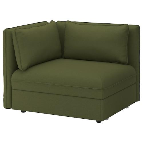 IKEA VALLENTUNA Sofa-bed module with backrests