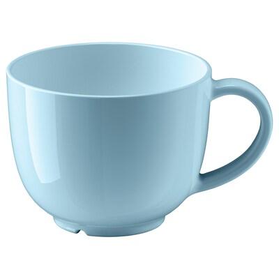 VARDAGEN mug blue 9 cm 46 cl
