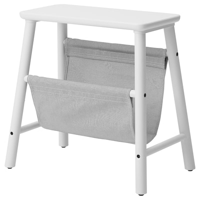 VILTO storage stool white 48 cm 30 cm 45 cm 100 kg