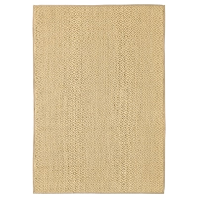 VISTOFT Rug, flatwoven, natural, 170x240 cm