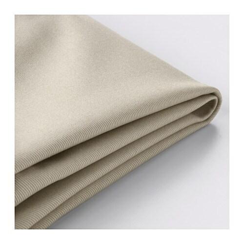 Backabro capa sof cama c chaise longue tygelsj bege ikea for Ikea sofa chaise longue cama