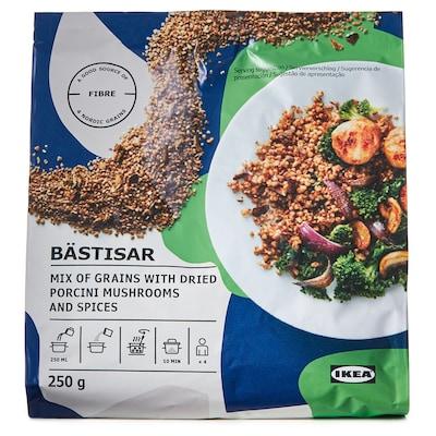 BÄSTISAR Mistura cereais c/cogumelos, 250 gr