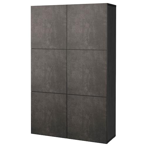 IKEA BESTÅ Comb arrumação c/portas