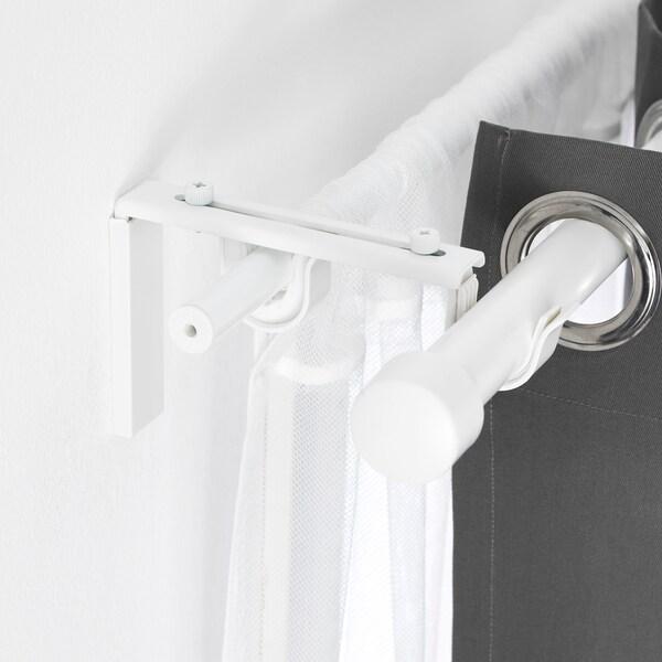 BETYDLIG suporte p/varão cortinado branco 60 mm