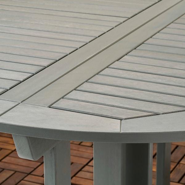 BONDHOLMEN Mesa, exterior, cinz, 108 cm