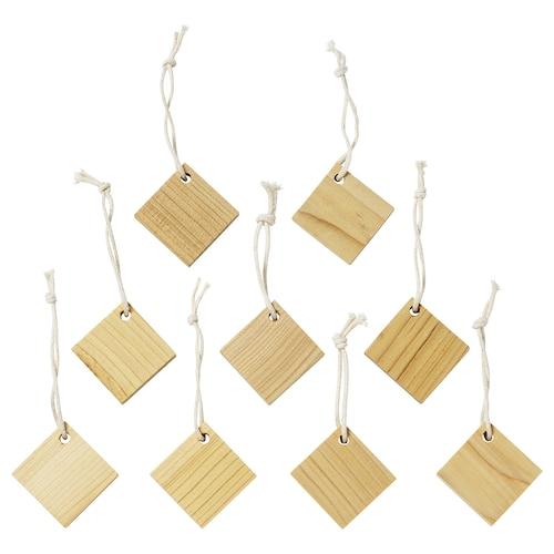 IKEA BORSTAD Bloco de cedro