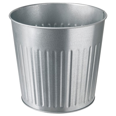 CITRONMELISS vaso interior/exterior galvanizado 20 cm 22 cm 19 cm 21 cm