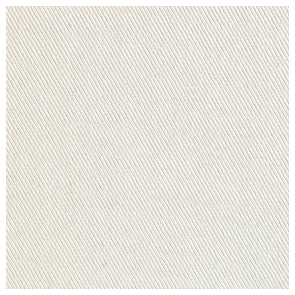DJUPVIK Almofada, Blekinge branco, 54x54 cm