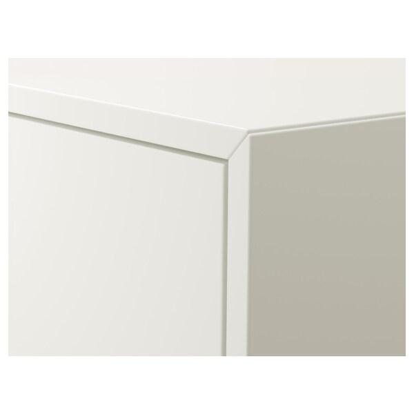 EKET Armário c/ porta e prateleira, branco, 35x35x70 cm