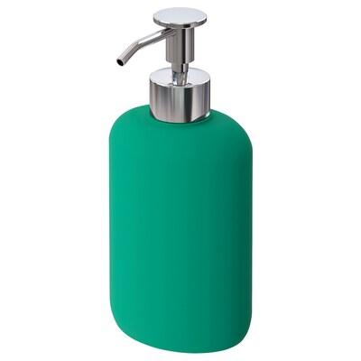 EKOLN doseador sabonete verde 18 cm 300 ml