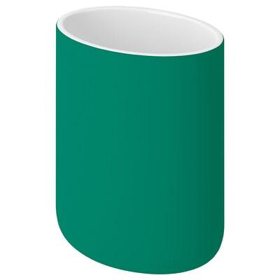 EKOLN copo p/escovas de dentes verde 11 cm