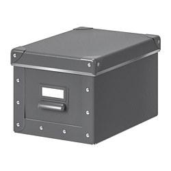 FJÄLLA Caixa de arrumação c/tampa 4€