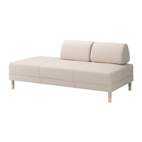 Flottebo sof cama lofallet bege ikea for Sofa cama de dos plazas ikea