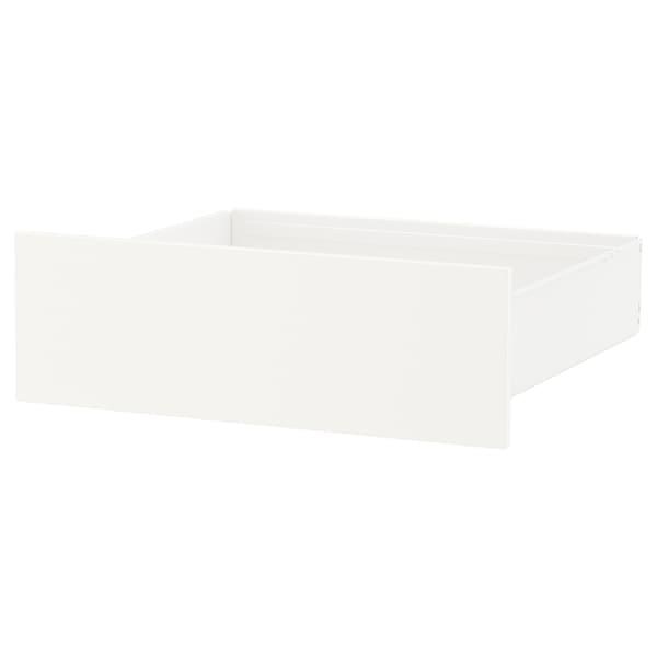 FONNES gaveta branco/branco 60 cm 57 cm 20 cm