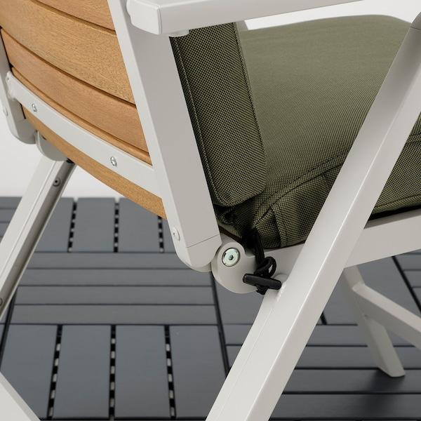 FRÖSÖN/DUVHOLMEN Almofada assento/encosto, exterior