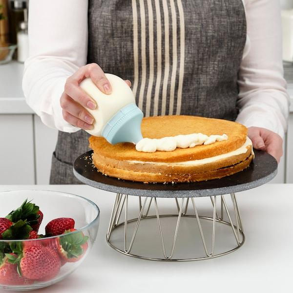 GARNITYREN Utensílio silicone p/decorar bolos