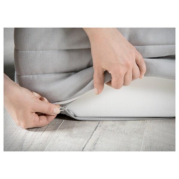 GERESTA Colchão de espuma, firme/branco, 140x200 cm