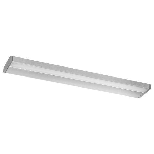 GODMORGON iluminação LED p/armário/parede 500 Lumen 80 cm 13 cm 3 cm 12.5 W 3 kg
