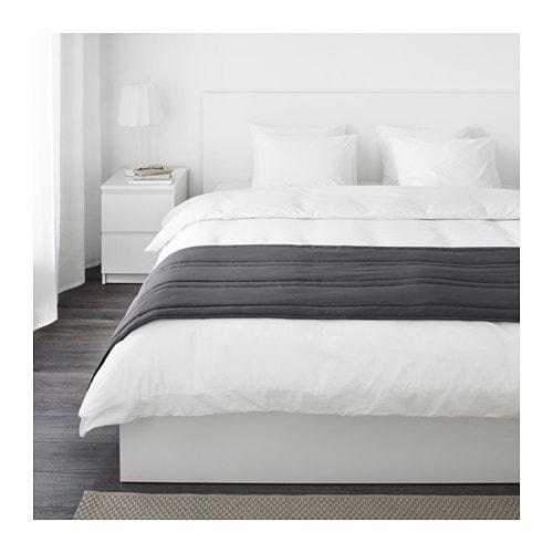 Gullregn corre cama ikea for Ikea colchas cama