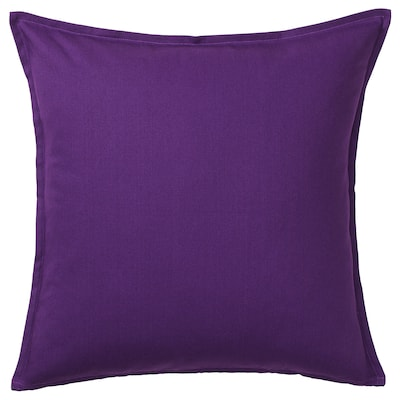 GURLI Capa, lilás escuro, 65x65 cm
