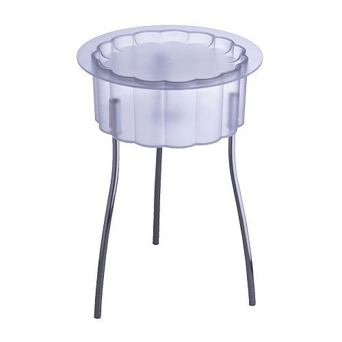 Hatten mesa de apoio ikea - Mesa transparente ikea ...